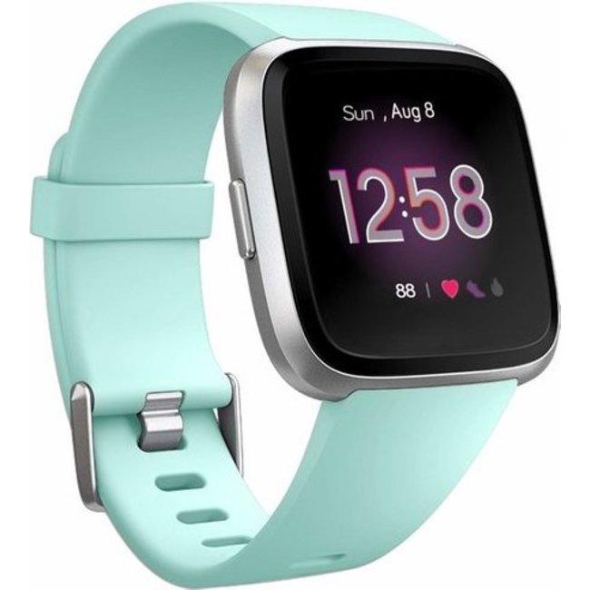 123Watches Fitbit versa sport band - licht mint