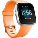 123Watches Fitbit versa sport band - oranje