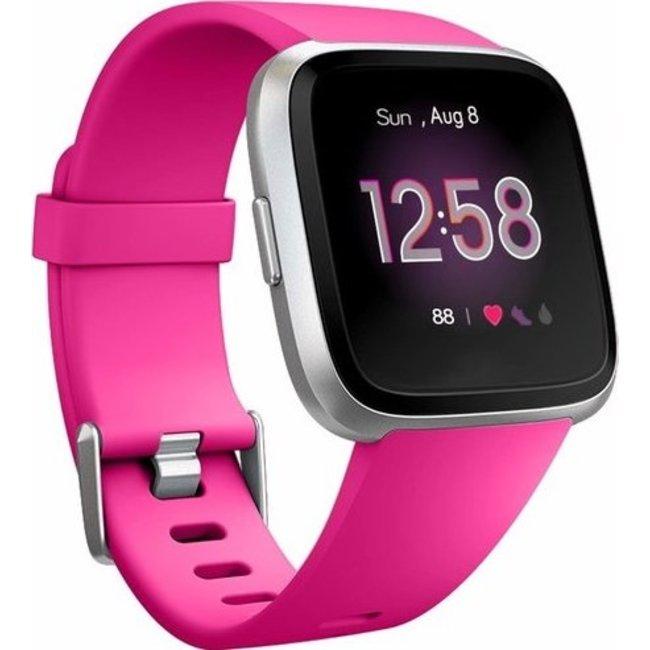 Merk 123watches Fitbit versa sport band - rose