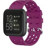123Watches Fitbit Versa sport point band - purple