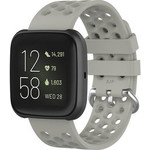 123Watches Fitbit Versa sport point band - gray