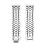 123Watches Samsung Galaxy Watch fish steel band band - silver