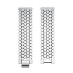 123Watches Huawei GT fish steel band band - silver