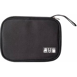 Merk 123watches Organizer smartwatch accessoires - zwart