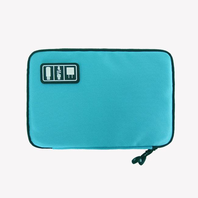 Organizer smartwatch accessoires klein - blauw
