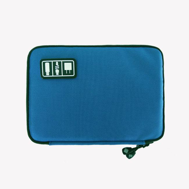 Organizer smartwatch accessoires klein - koningsblauw