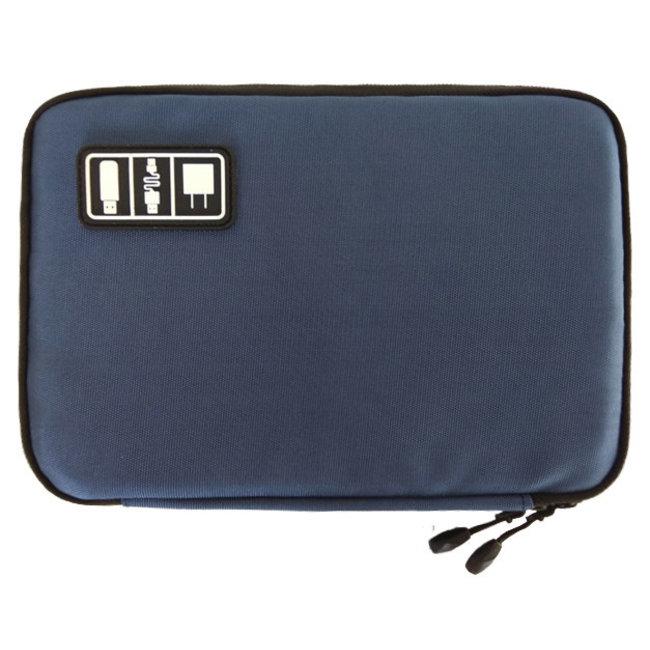 Organizer smartwatch accessoires klein - donkerblauw