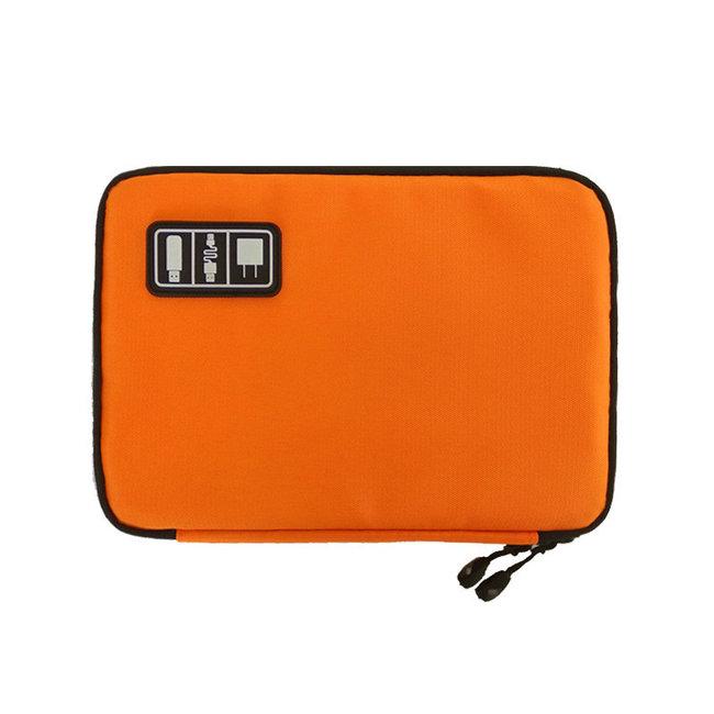 Organizer smartwatch accessoires klein - oranje