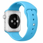 123Watches Apple watch sport band - blue