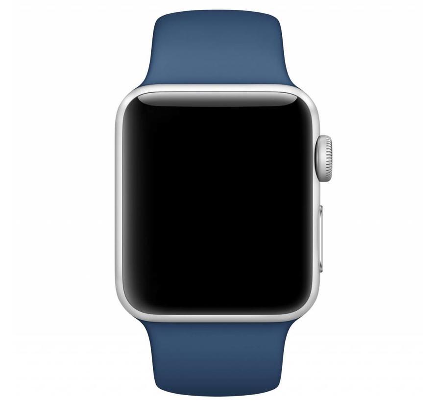 Apple watch sport band - ozeanblau