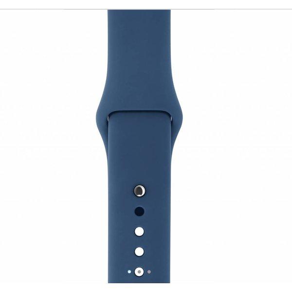 123Watches.nl Apple watch sport band - oceaanblauw