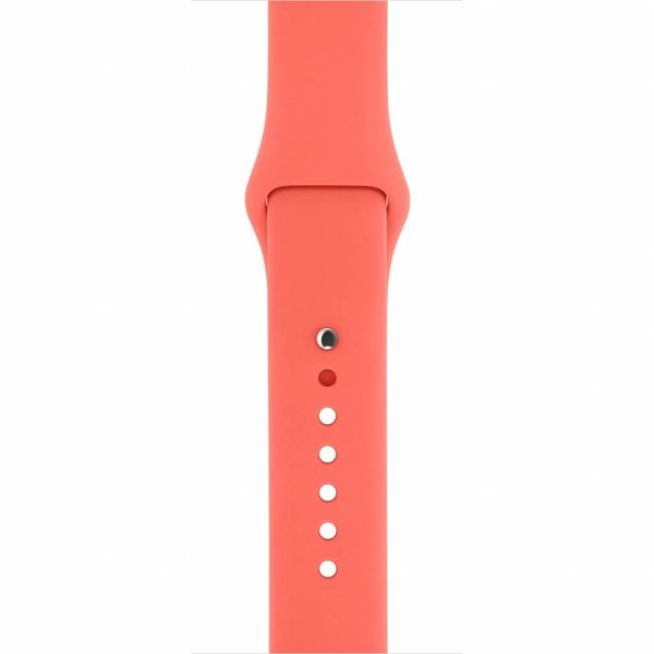 123Watches Apple watch sport band - pink