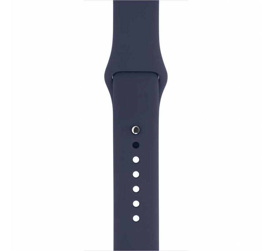 Apple watch sport band - middernacht