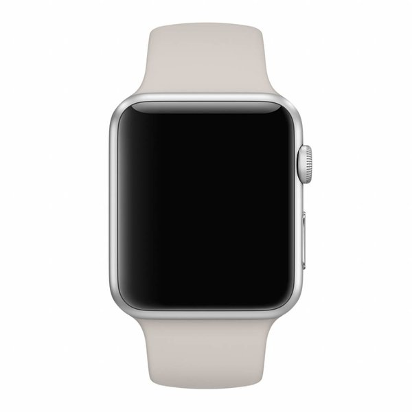 123Watches Apple Watch sport sangle - brun brique