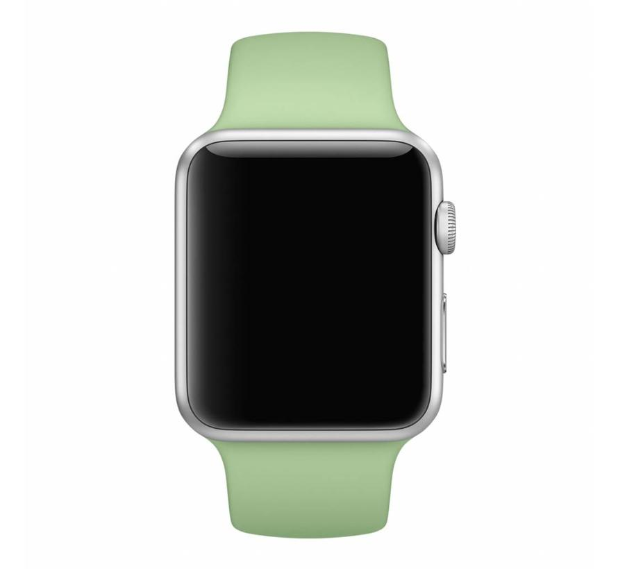 Apple watch sport band - mintgroen