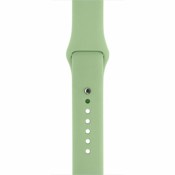 123Watches Apple watch sport band - mintgroen