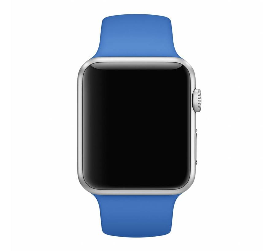 Apple watch sport band - königsblau