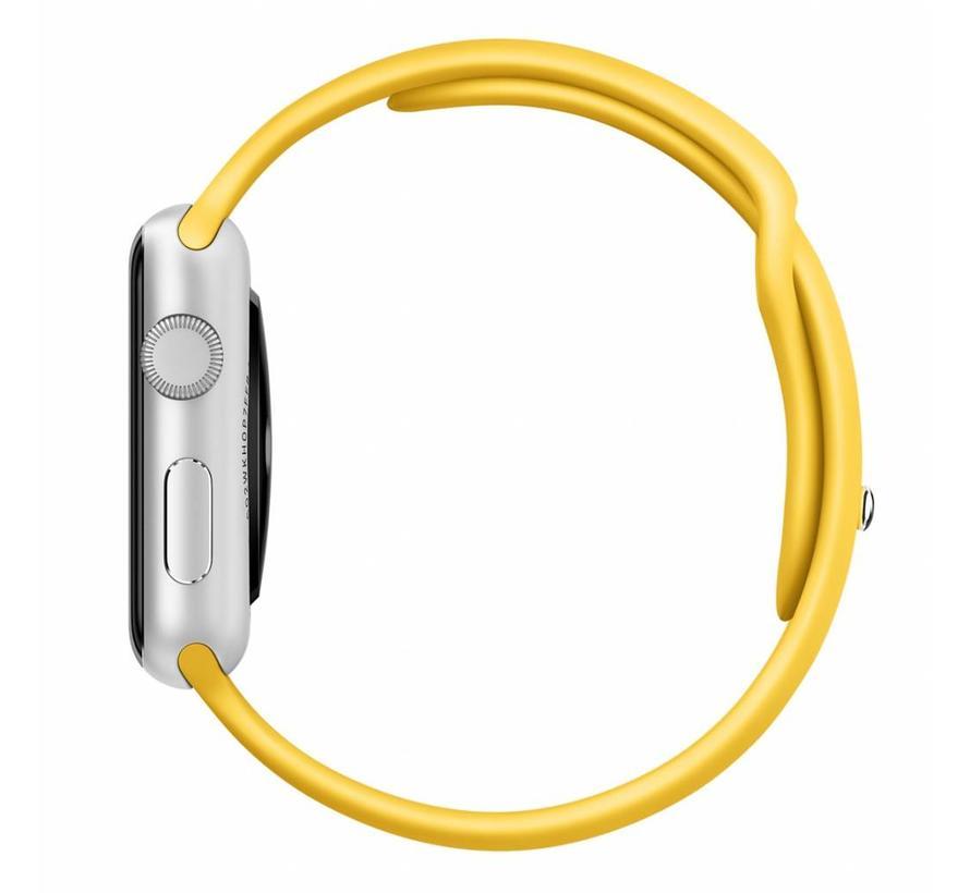 Apple watch sport band - yellow