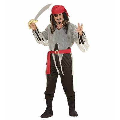 Piraten Kostuum Mast Hugger