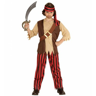 Piratenpak Blackbeard Kind