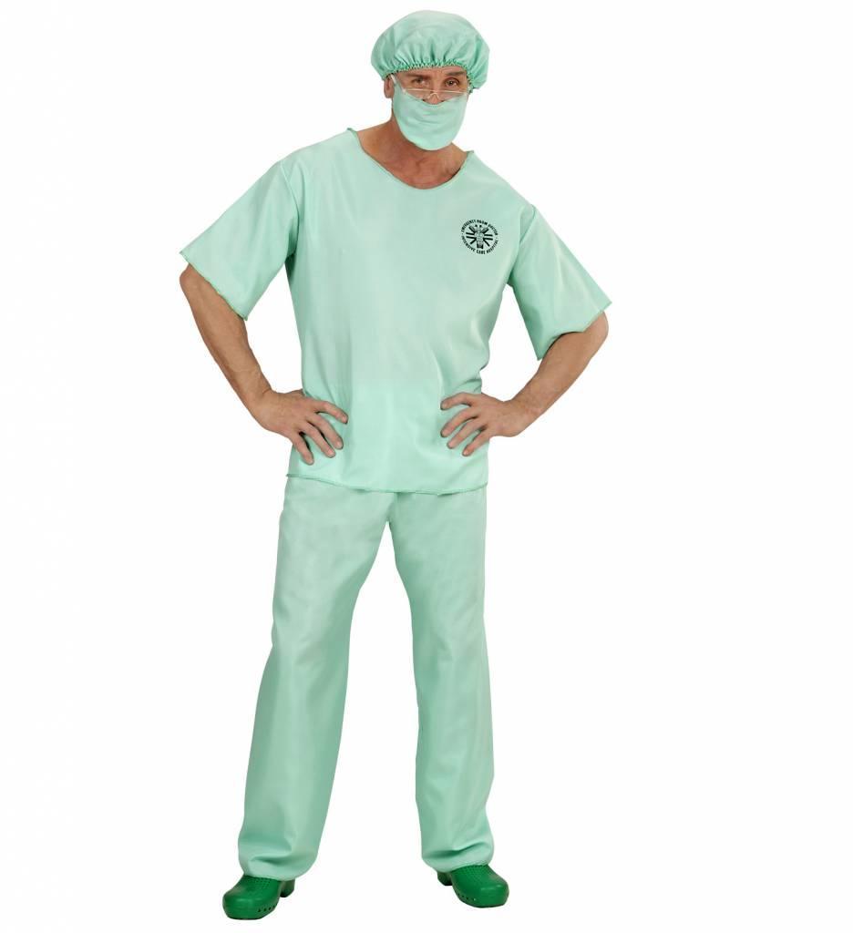 Chirurg Kostuum Spoedeisende Hulp