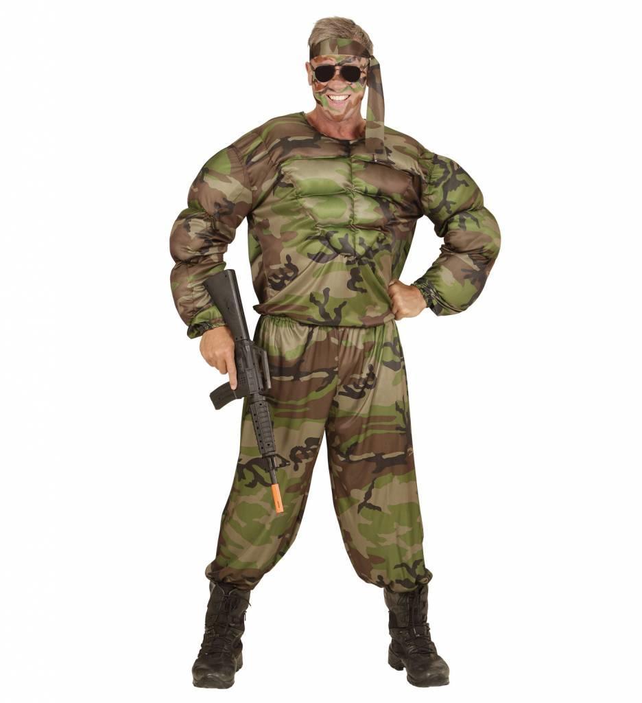 Super Soldaat Kostuum