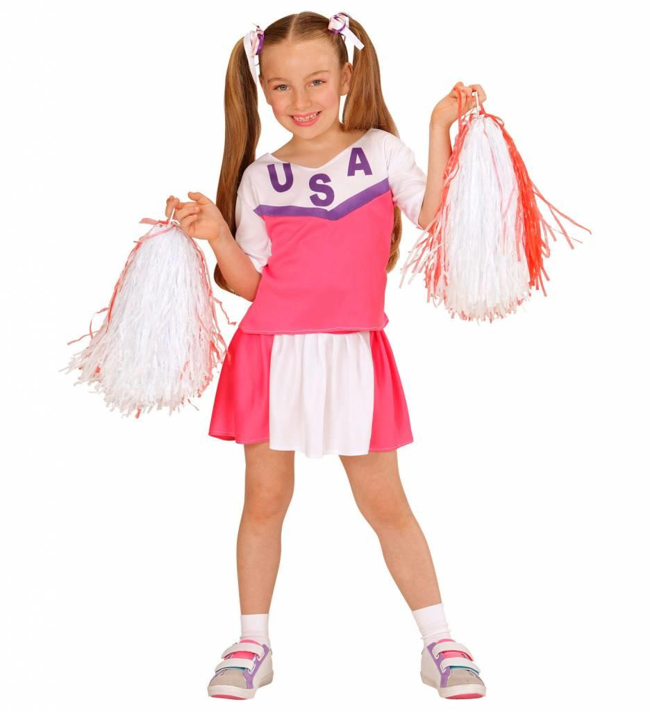 Cheerleader Kostuum Lucy Kind