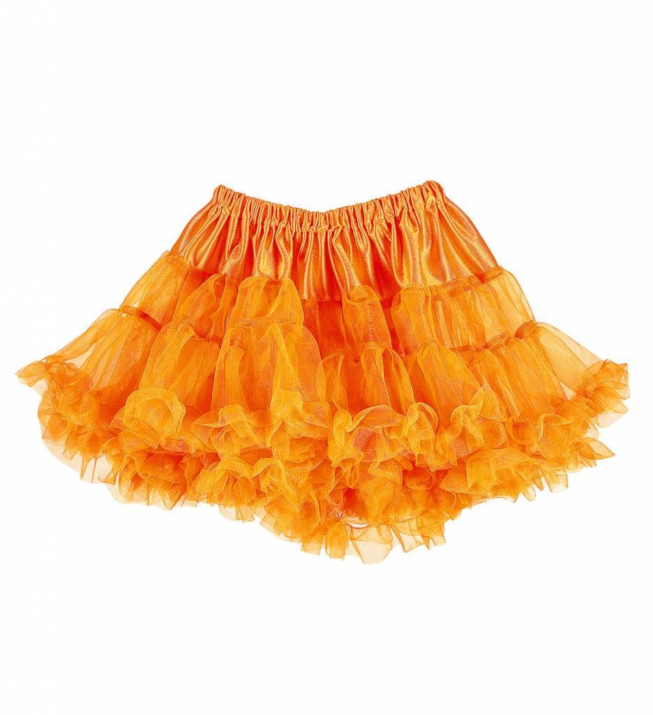Neon Oranje Tutu