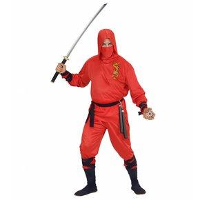 Ninja Rode Draak