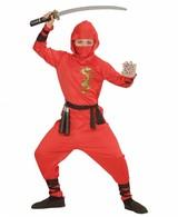 Ninja Rode Draak  Kind