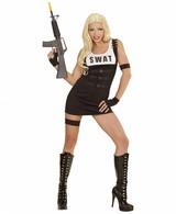 Sexy Swat Kostuum