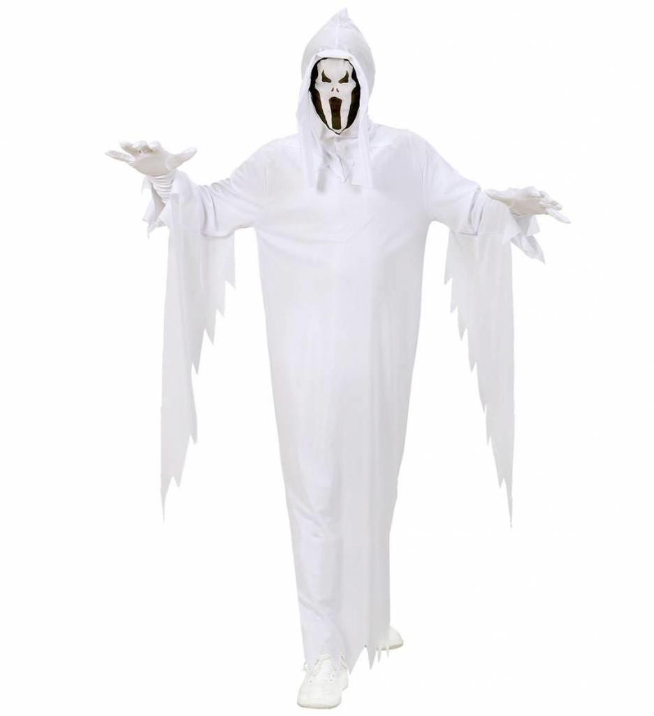 Wit Spook Kostuum Kind