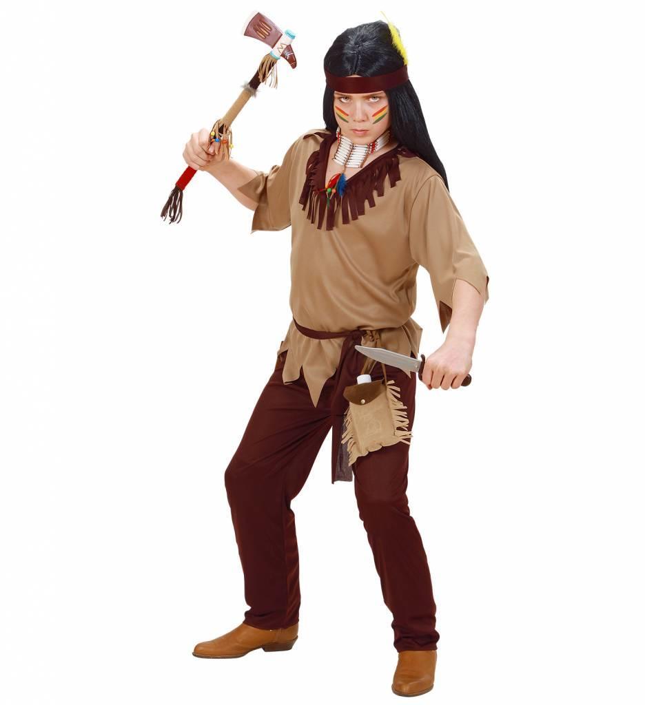 Indianen Kostuum Mahanti Jongen