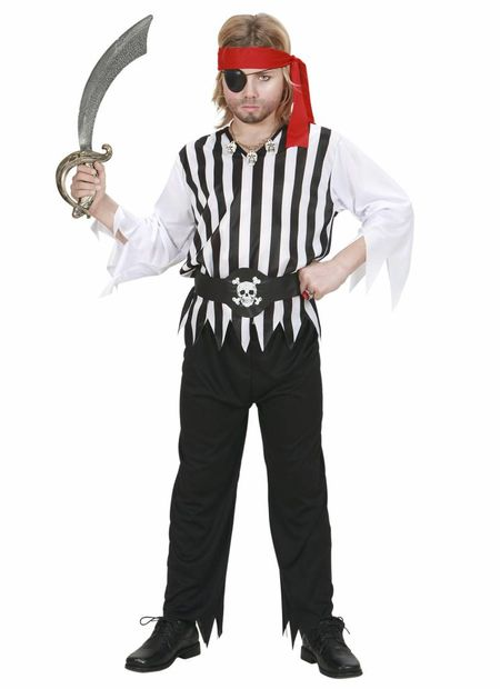 Piraten Jongen