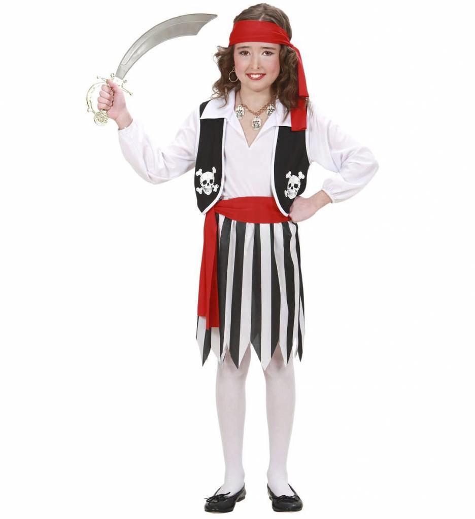 Piratenpak Agnes Meisje