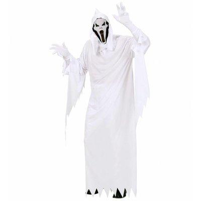 Wit Spook Kostuum