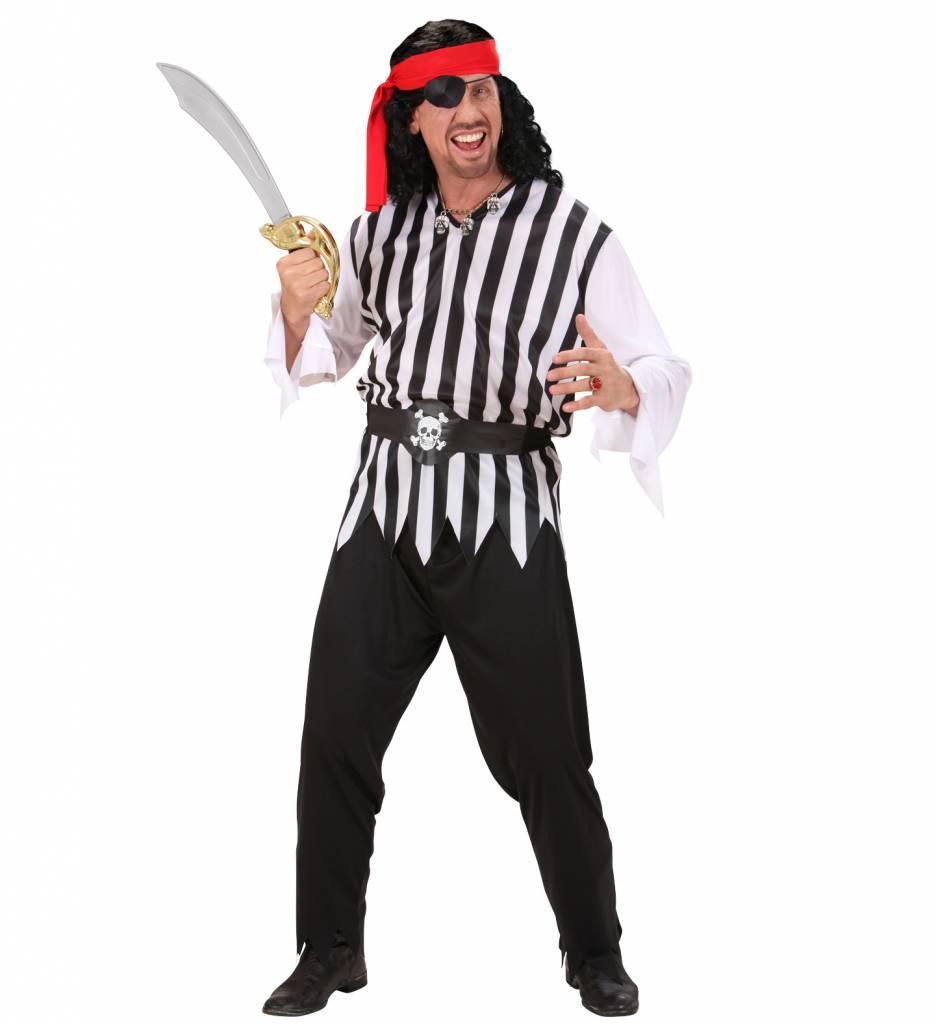 Piraten Kostuum Daryl
