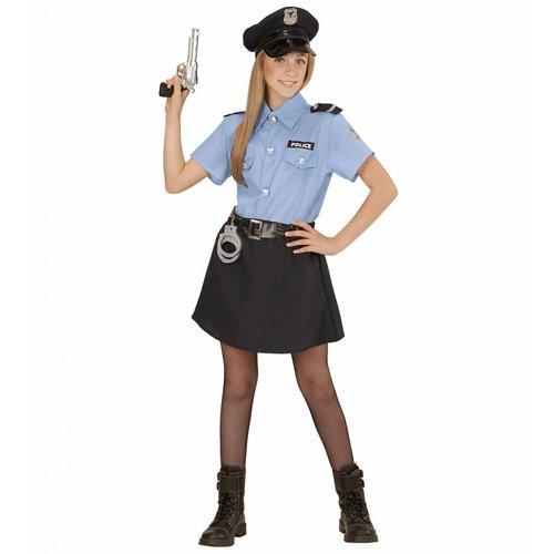 Widmann Politiepak Kind Meisje