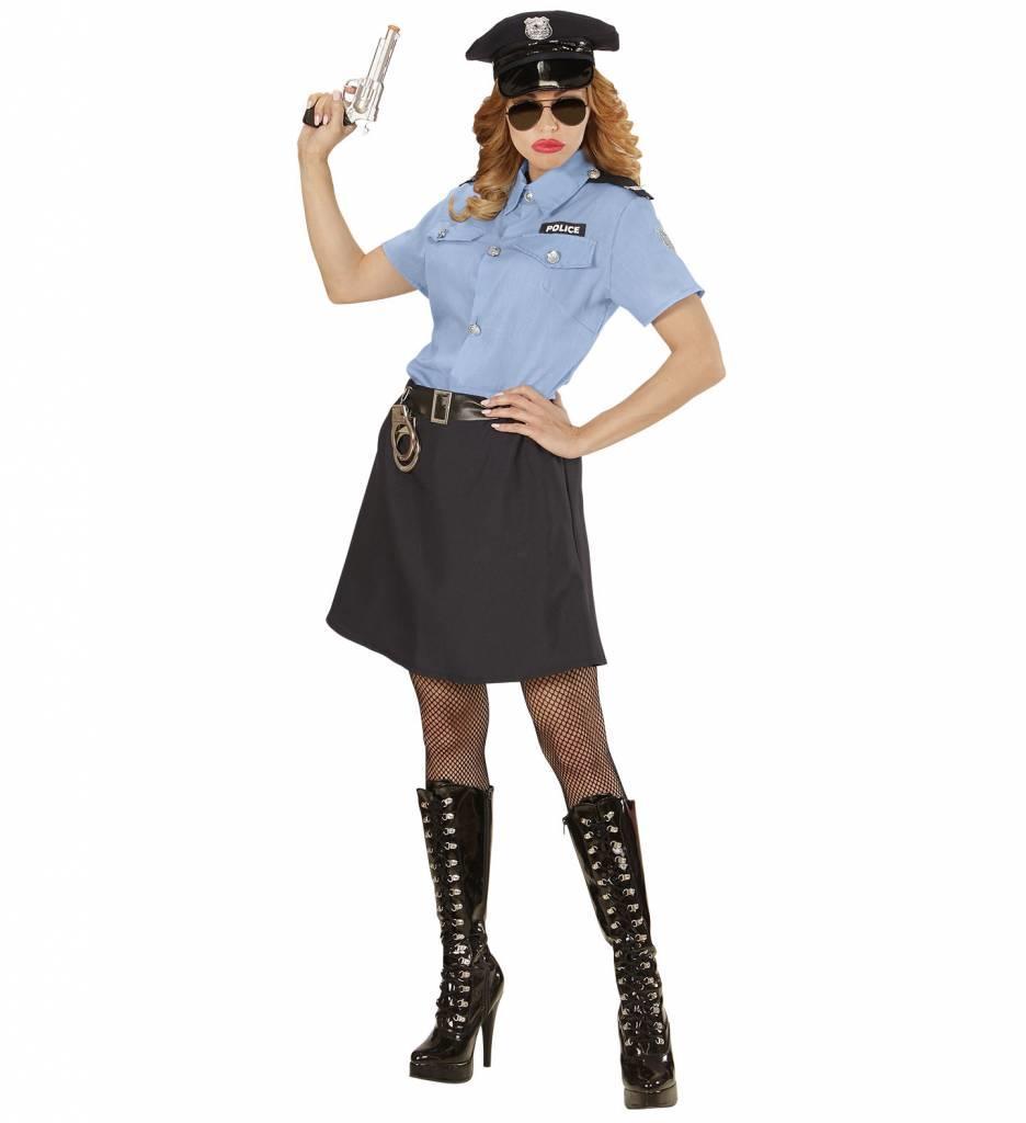 Stoere Politie Dame