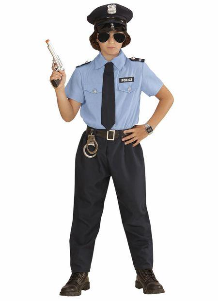 Politieman Kind