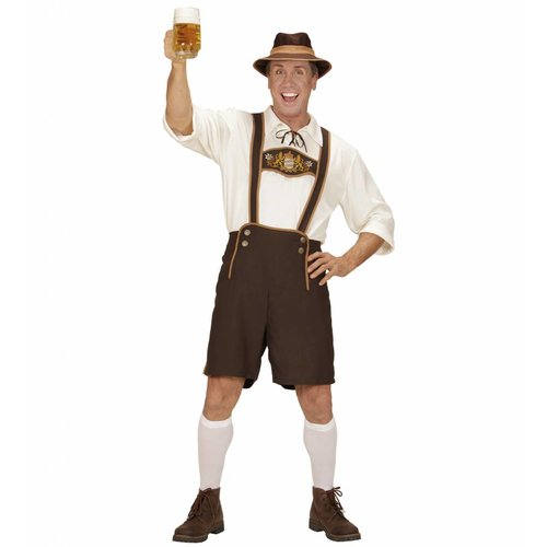 Widmann Beiers Lederhose Kostuum