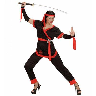 Ninja Vrouw