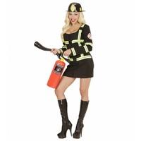 Widmann Brandweervrouw Zwart