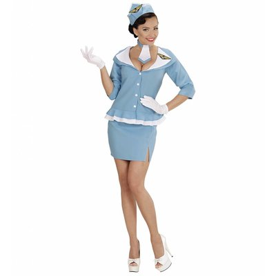 Retro Stewardess Pakje