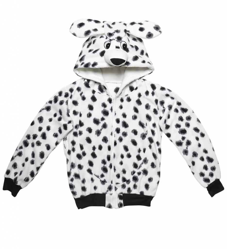 Hoodie Dalmatier
