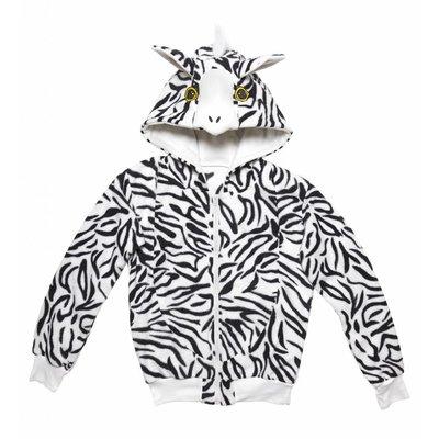 Hoodie Zebra