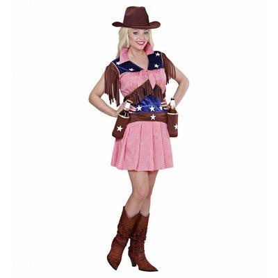 Rodeo Cowgirl Kostuum
