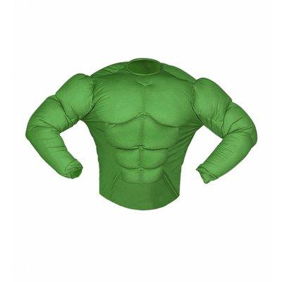 Spieren Shirt Groen Kind