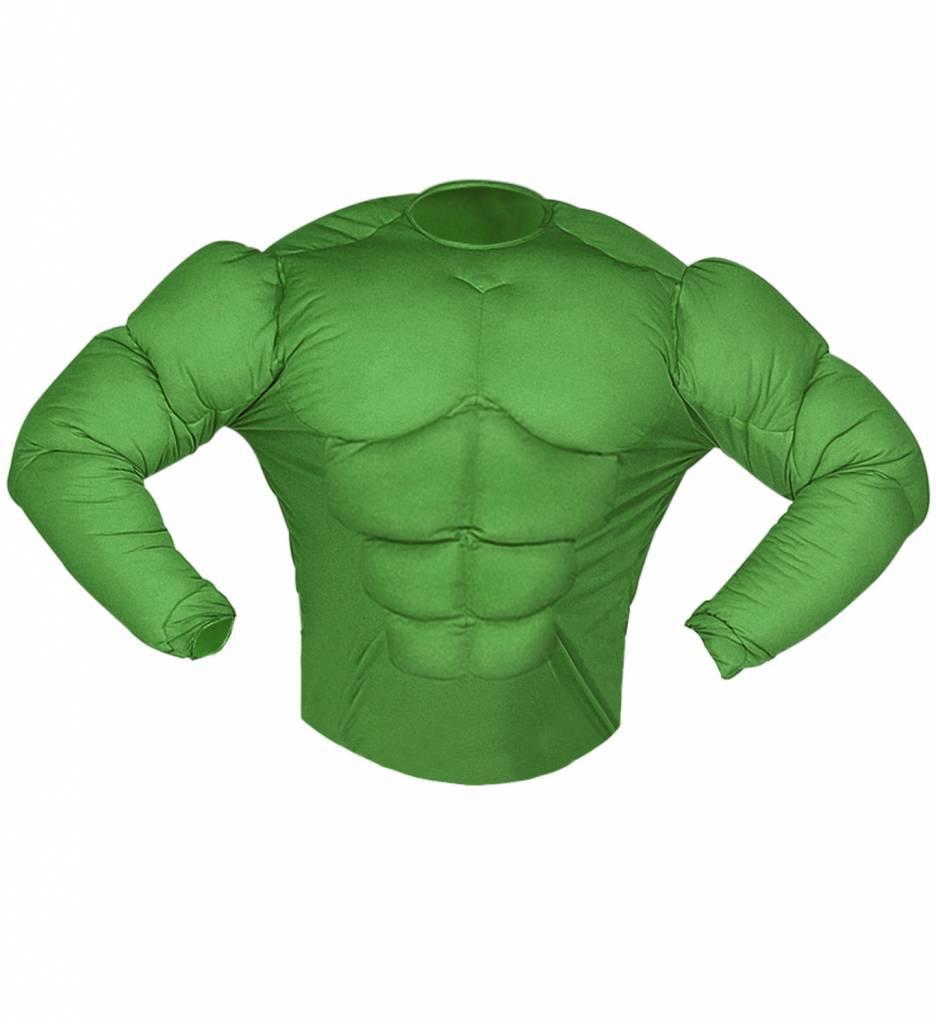 Spieren Shirt Groen