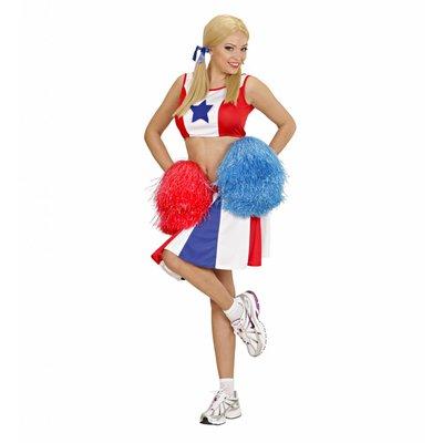 Cheerleader Pakje America